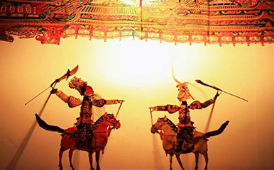 Northern Sichuan Shadow Puppetry