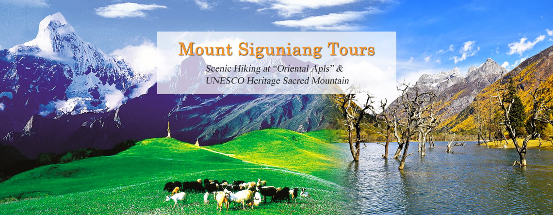 Mount Siguniang Tour