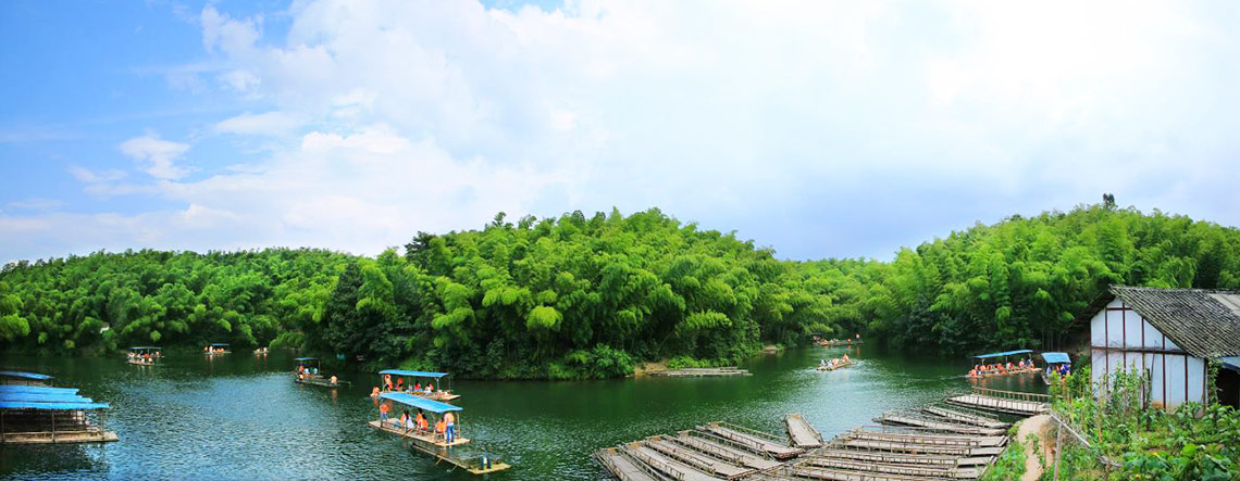 Shunan Bamboo Forest Tour
