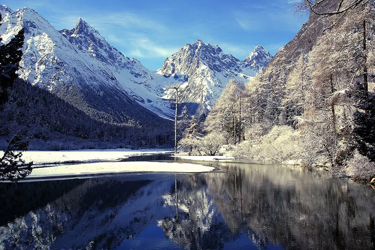 Best Places To Visit in Sichuan in Winter