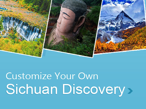 Customize Your Own Sichuan Tour