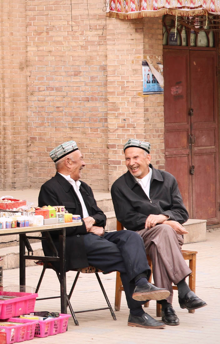 Authentic Muslim culture center - Kashgar