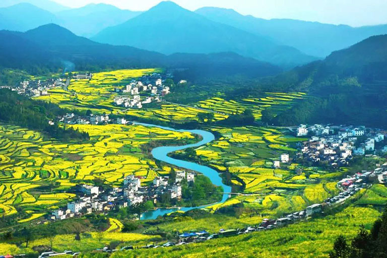 Wuyuan - The Most Beautiful Countryside in China
