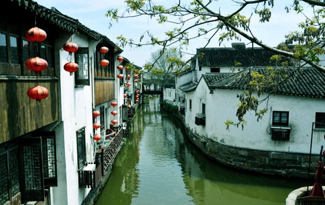 Resultado de imagem para Shang Tang Jie Street em suzhou