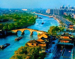 Cruise Suzhou Ancient Grand Canal