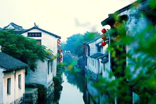 Zhouzhuang Water Town