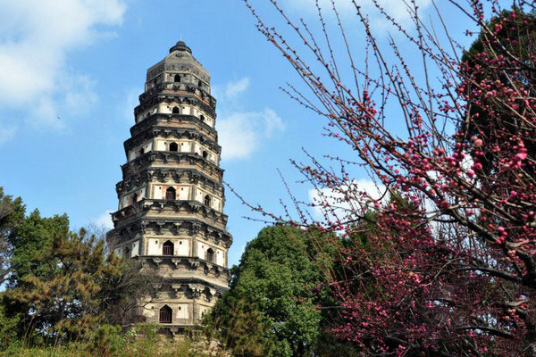 Tiger Hill Suzhou History Attractions Location Tips