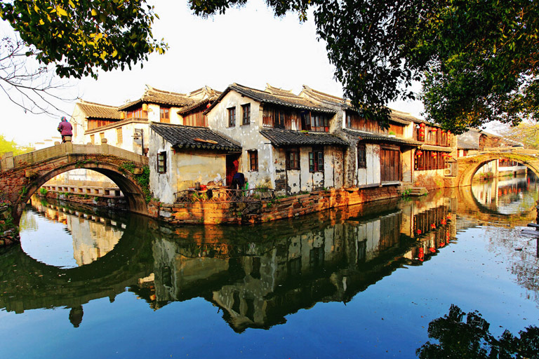 2 Days Suzhou Zhouzhuang Water Town Tour