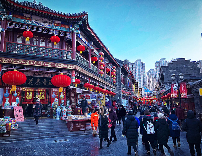 Hilarious Tianjin Ancient Culture Street