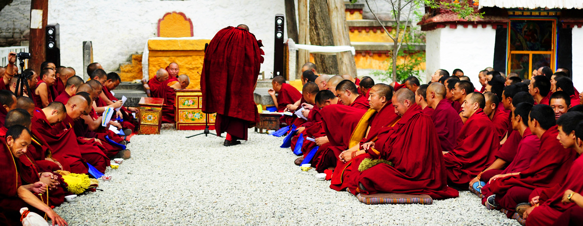 Tiebt Buddhism Tour
