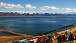 Lhasa sidetrip to Namtso Lake which is one of most beautiful plateau lakes in the world<br/>(Lhasa/Namtso)