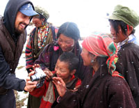 Meet Tibetan Local People