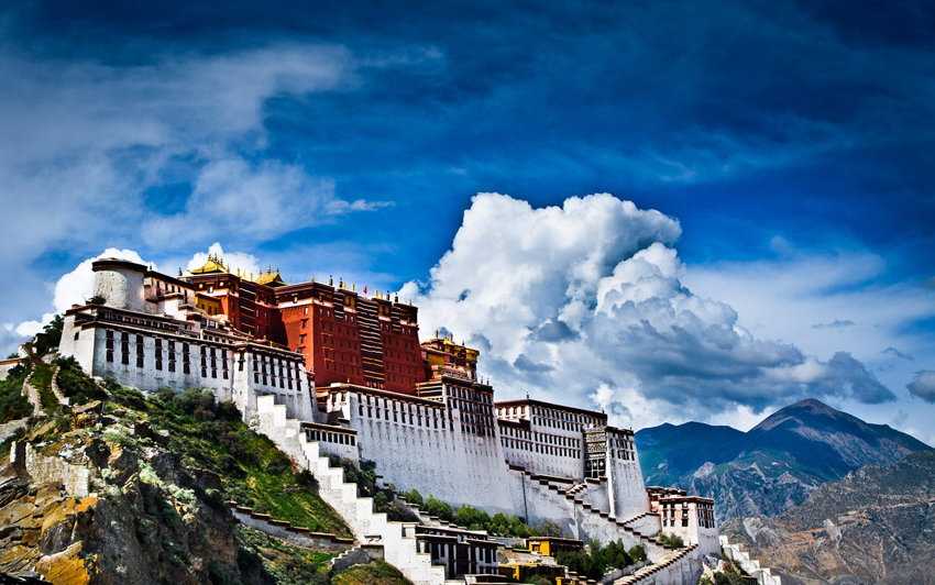 China Tour with Tibet & Yangtze