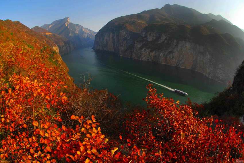 China Tour with Yangtze