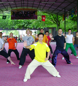 Yangshuo Traditional Taichi Learning