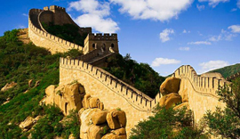 China attractions - Great Wall