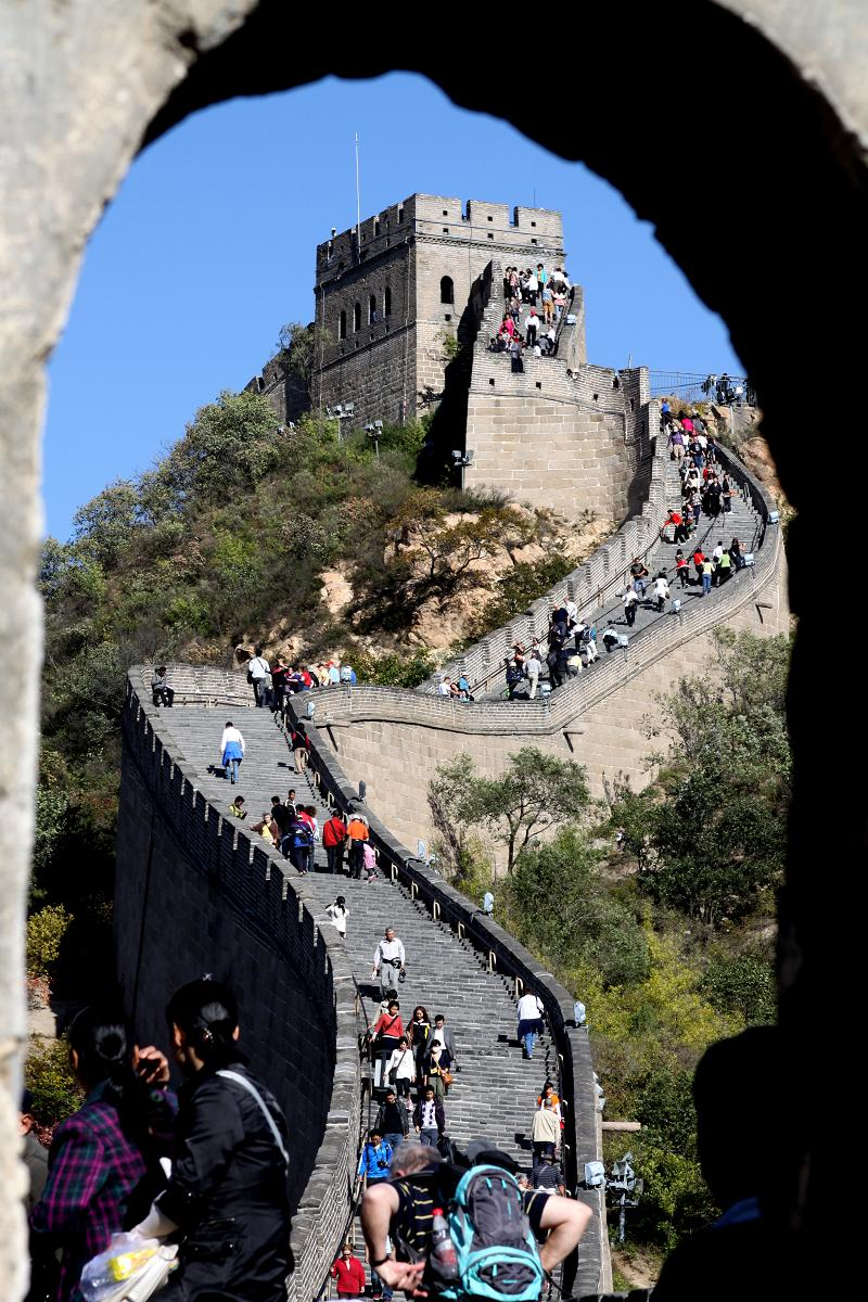 Best Time To Travel To Great Wall Of China