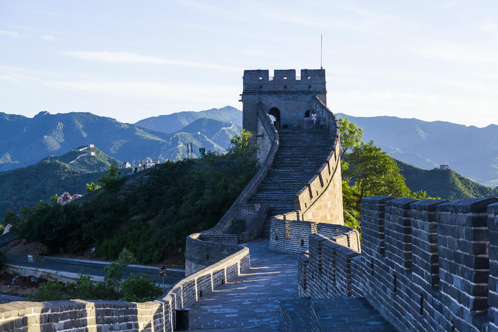 Wall of Badaling Section