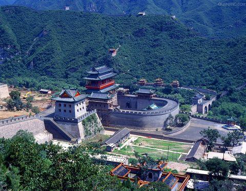 Fortress of Badaling Great Wall