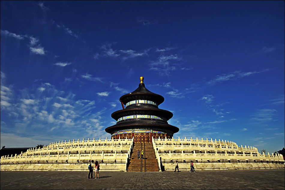 temple of heaven beijing tiantan park history attractions. Black Bedroom Furniture Sets. Home Design Ideas