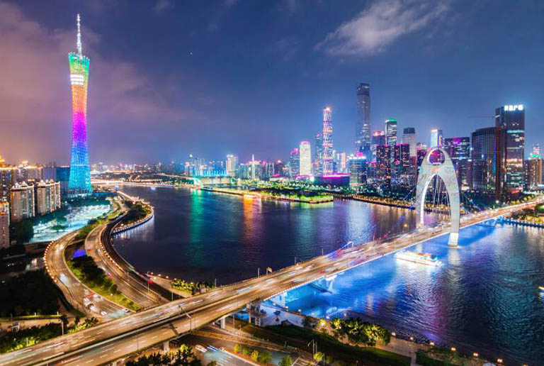 Pearl River Delta 144 Hour (6 Day) Visa Free