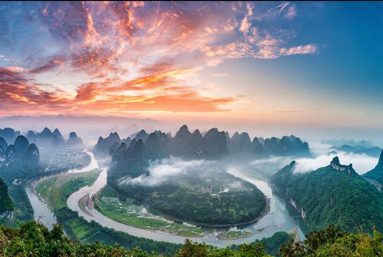 Travel Guilin with China Discovery