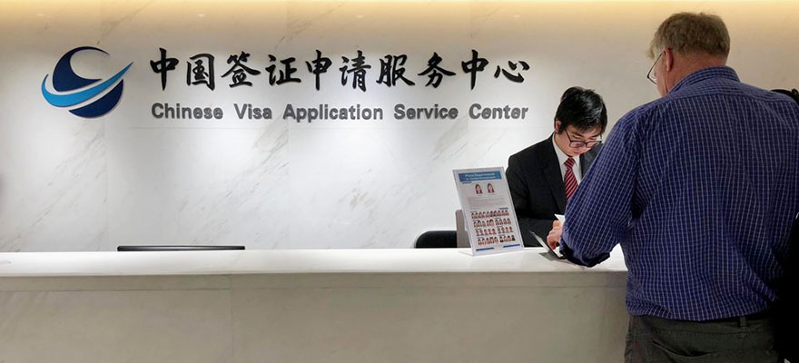 Apply China Visa in Hong Kong