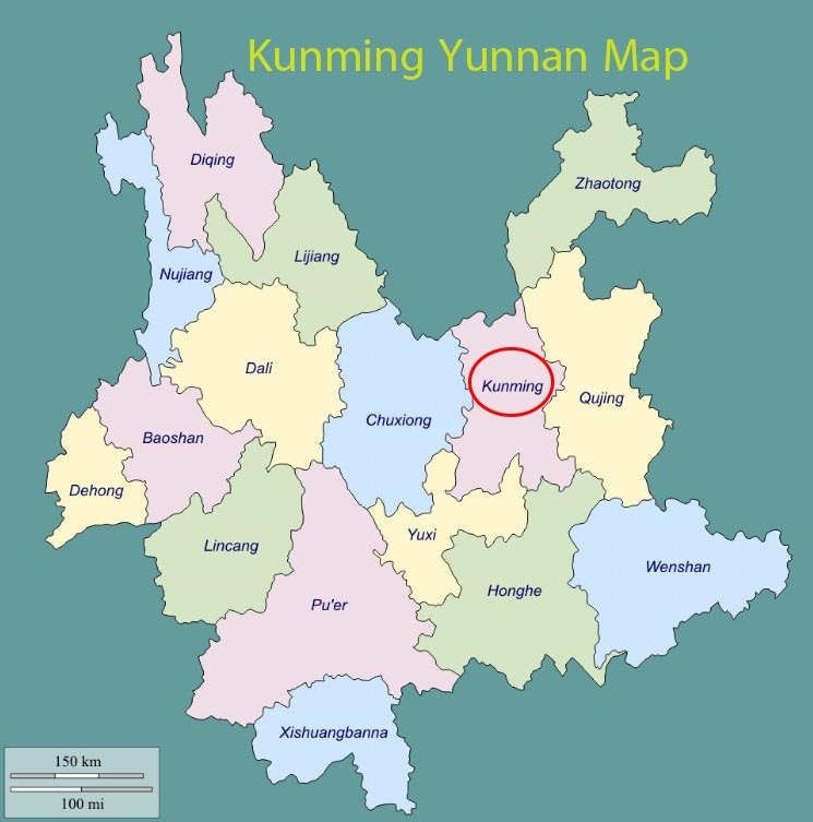 Kunming 144-Hour Visa-Free Transit: Requirements ...