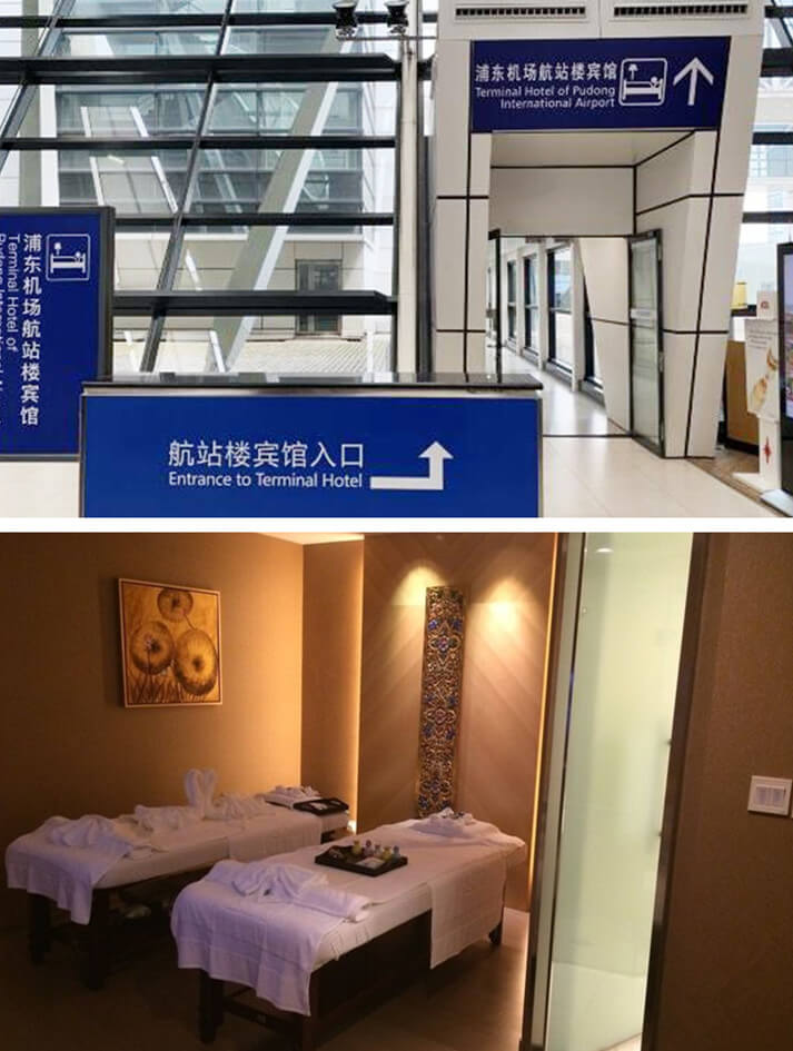 Shanghai Airport Transit Hourly Hotel