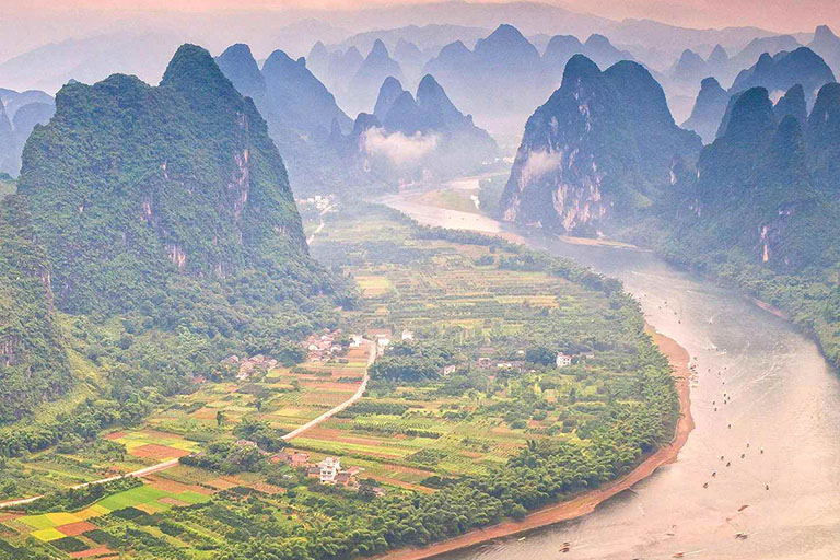 China Guilin Tour