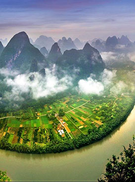 Guilin Visa Free Tour