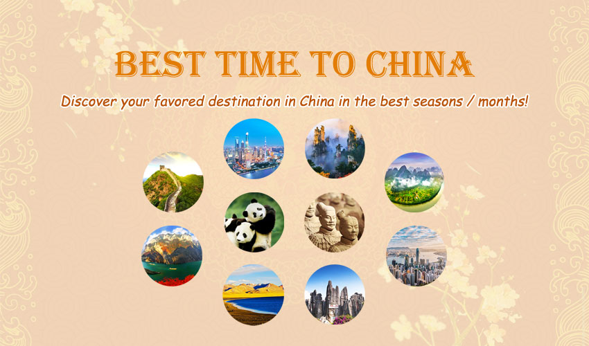 Best Time to Visit China