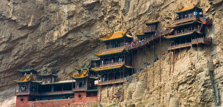 Hanging Temple Travel Guide For Hengshan Hanging Temple
