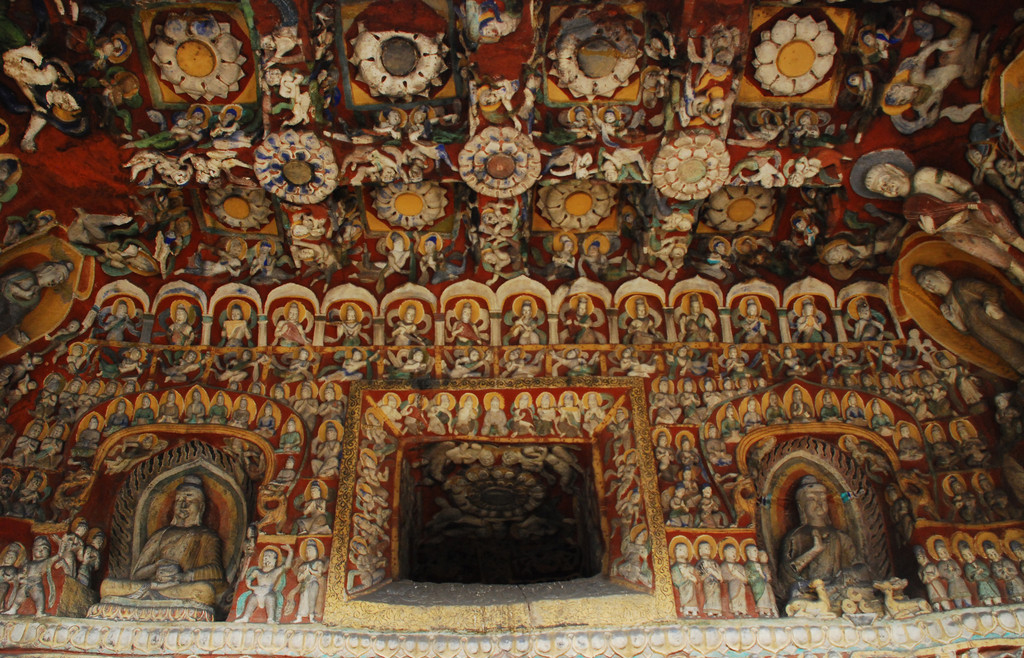 Yungang Grottoes China World Heritage Site