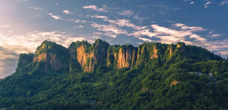 Mount Qingcheng Chengdu Mt Qingcheng Qingcheng Shan