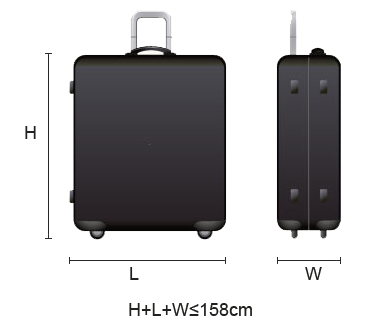 Maximum Size of Checked Baggage