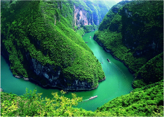 China Rivers - Yangtze River