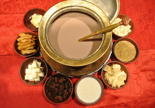 Mongolia Milk Tea