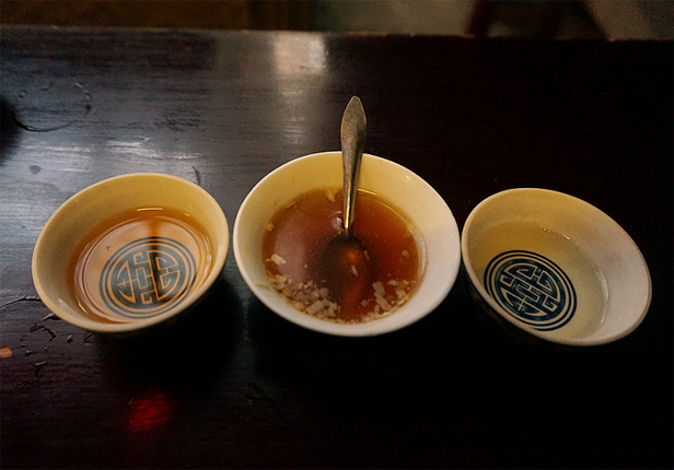Three-course Tea of Bai Ethnic Minority