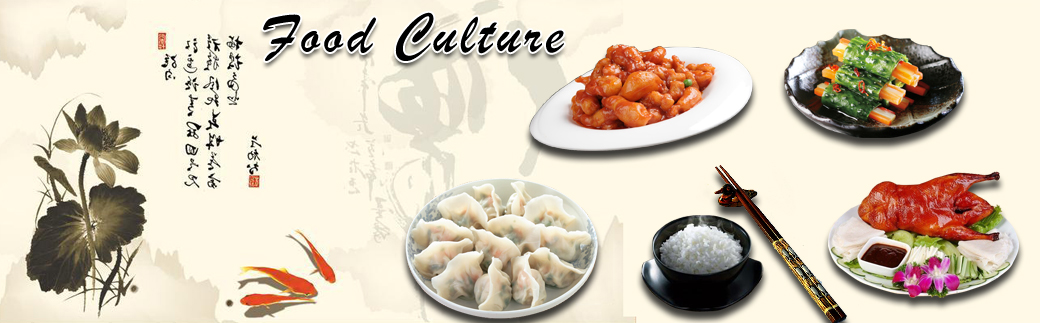 Chinese food culture for Cuisine culture
