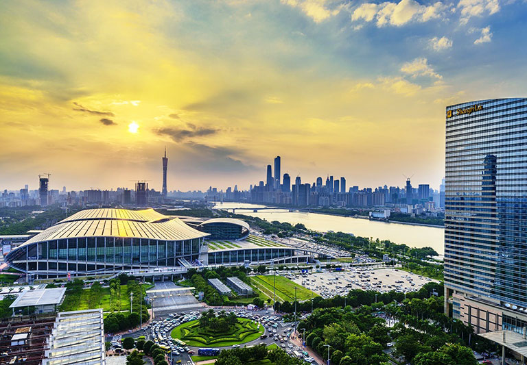 China Import and Export Fair in Guangzhou
