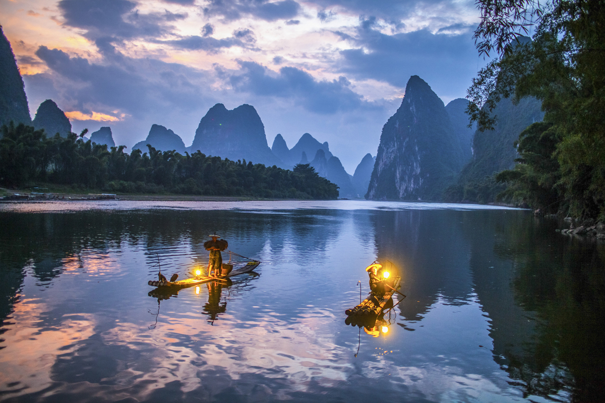 China Highlights Guilin Tour
