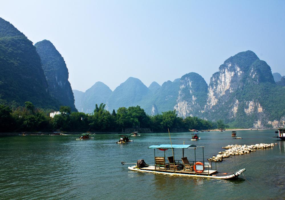 Li River Li River Cruise Li River Photography