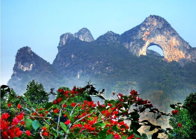 Yangshuo County Yangshuo Travel Guide Yangshuo Attractions