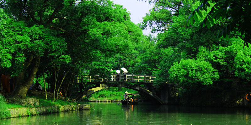 Xixi National Wetland Park In Hangzhou Attractions