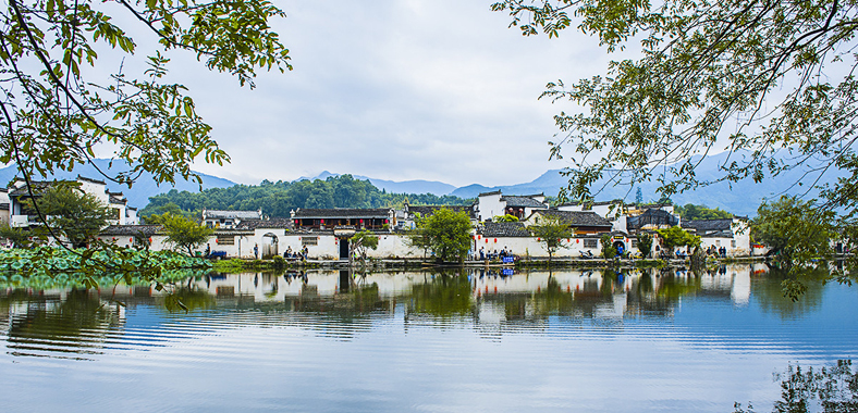 Image result for hongcun village