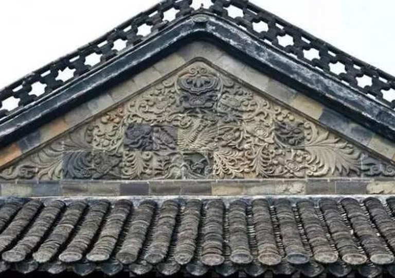 Huizhou Brick Carving