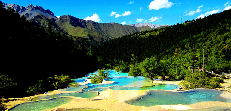 Huanglong National Park Related Keywords & Suggestions - Huanglong ...