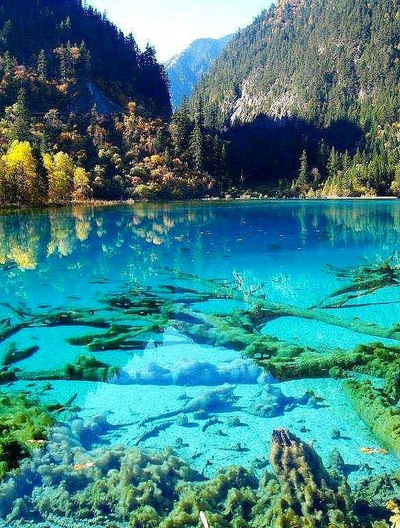 how to get to jiuzhaigou national park