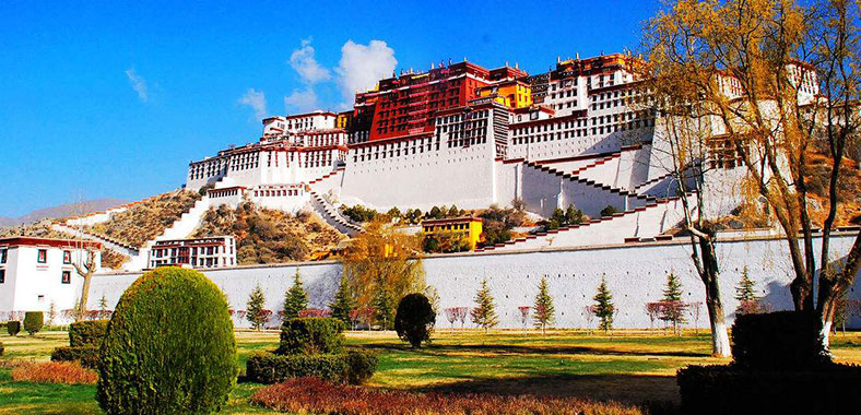 Image result for potala palace